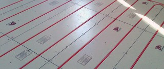 Hydronic systems for Warmboard cost