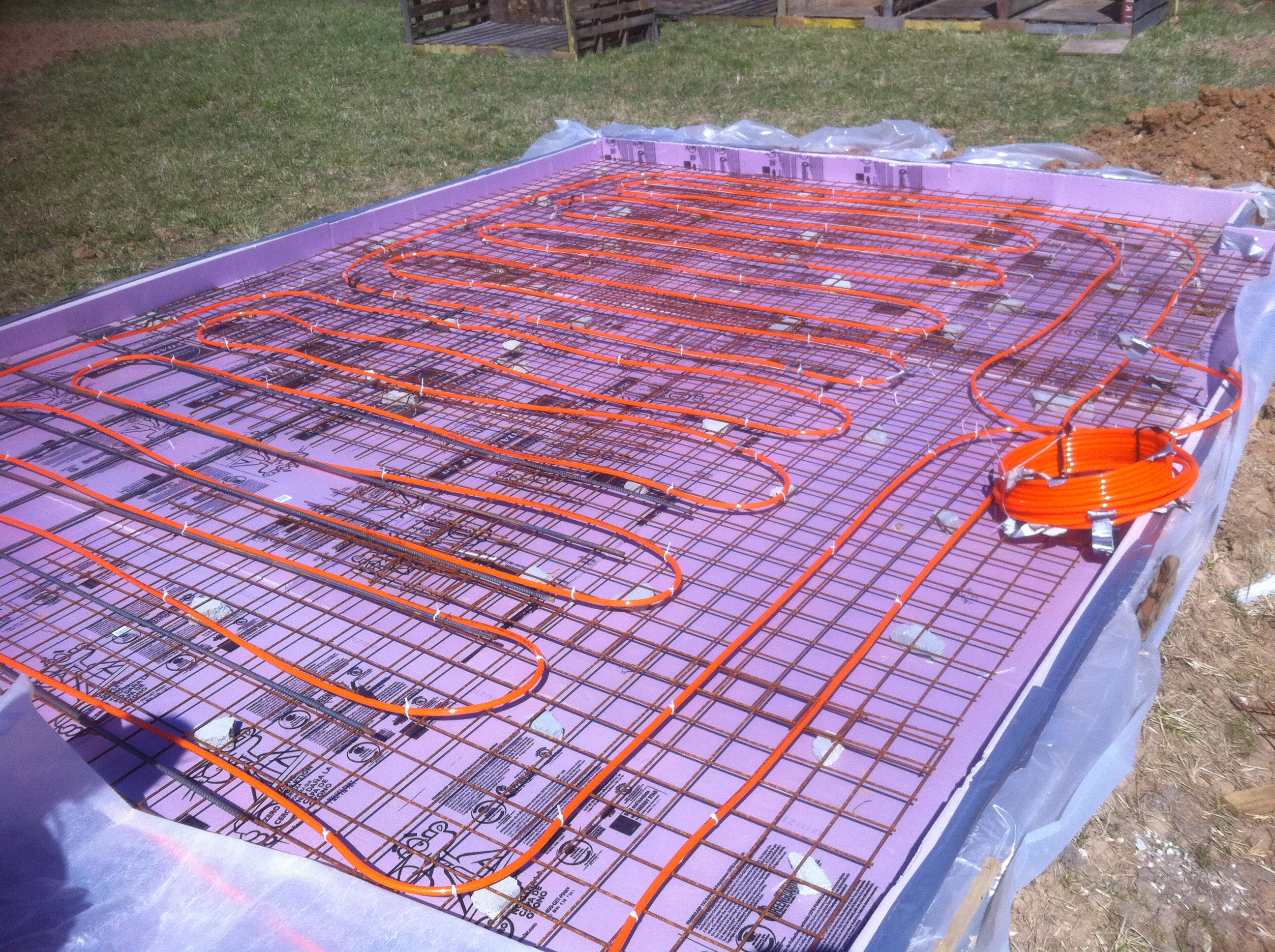 Five reasons radiant heating should be in your greenhouse for At floor or on floor