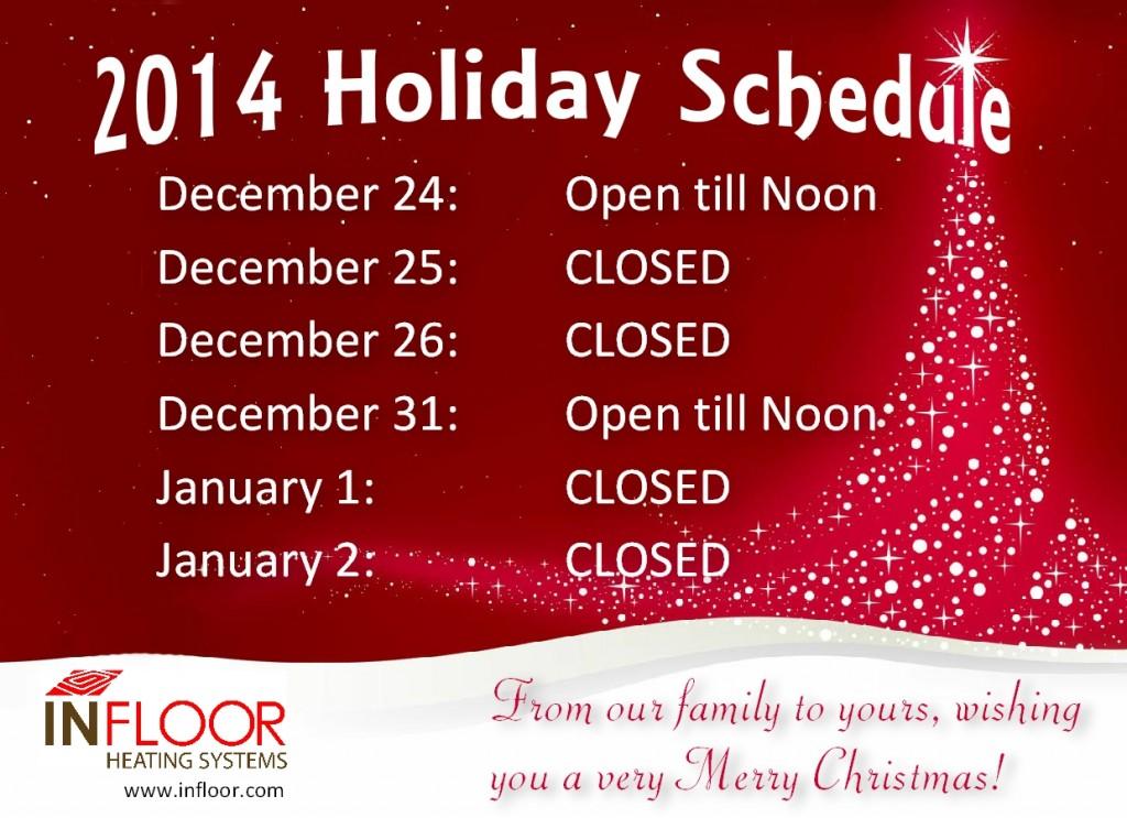 Infloor_HolidaySchedule2014_2a