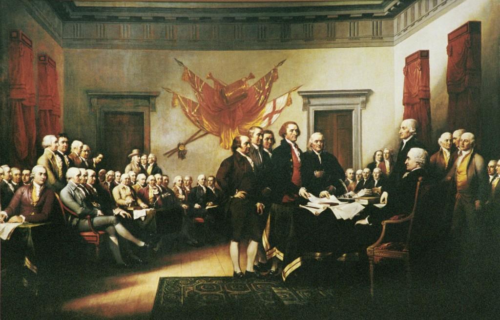 DeclarationSigning1776