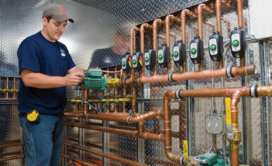 Offering Hydronics Adds Another Dimension To A Contracting